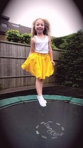 skirt piping